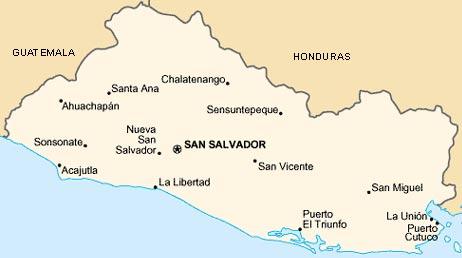 carte Salvador